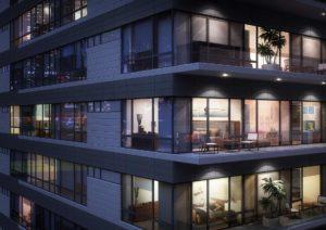 Neuchatel Cuadrante Polanco Residential Towers, 2019