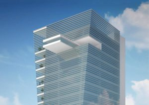 Americas GDL Corporate Tower, 2014