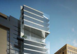 Corner Corporate Building, 2018