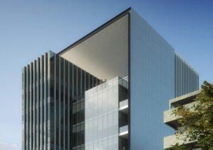 Fundaciones Corporate Building, 2016