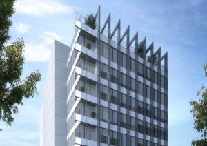Hamburgo 305 Corporate Building, 2017